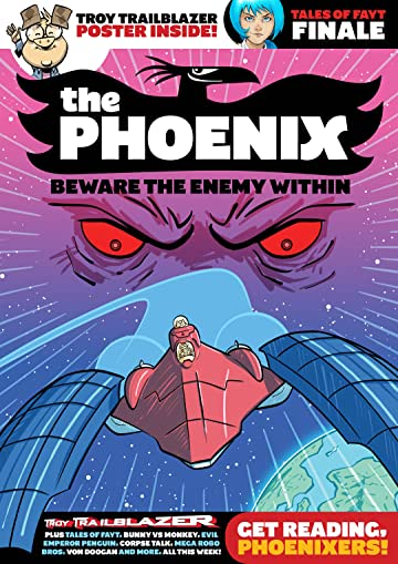 The Phoenix #137: The Weekly Story Comic
