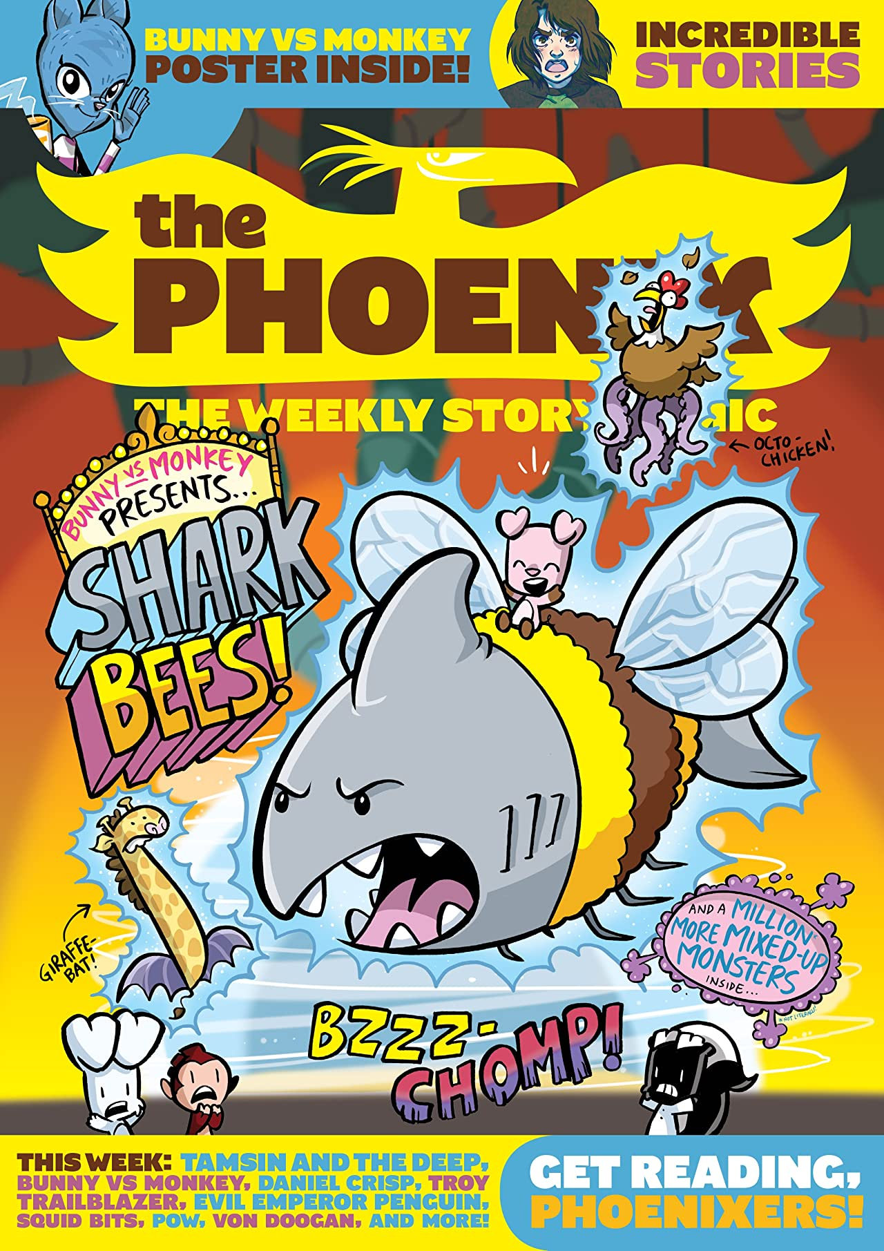 The Phoenix #144: The Weekly Story Comic
