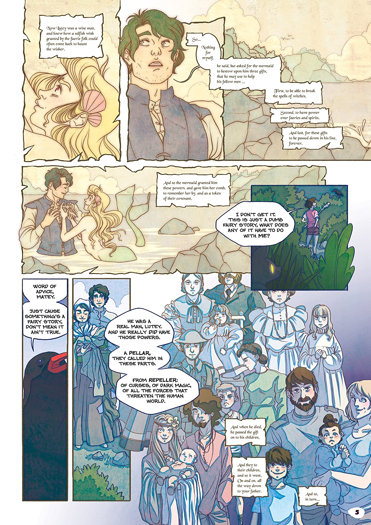 The Phoenix #145: The Weekly Story Comic