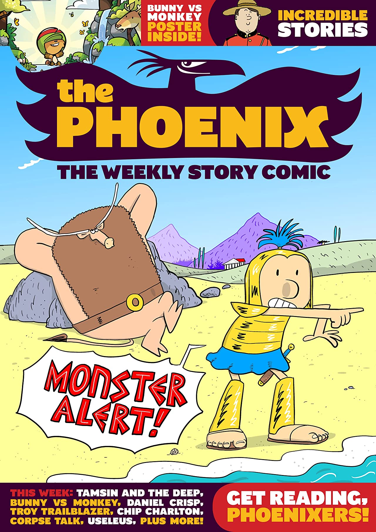 The Phoenix #146: The Weekly Story Comic