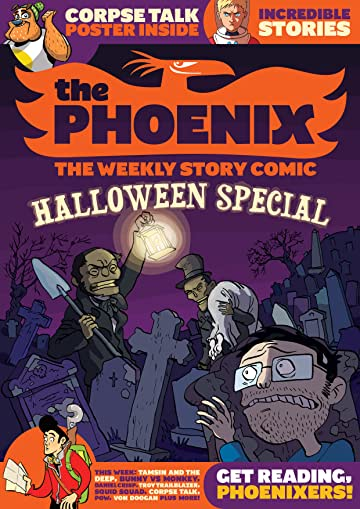The Phoenix #147: The Weekly Story Comic