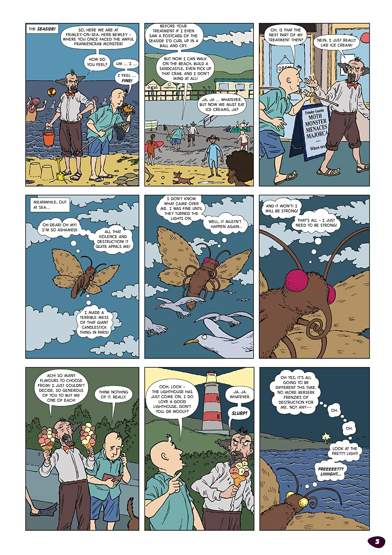 The Phoenix #148: The Weekly Story Comic