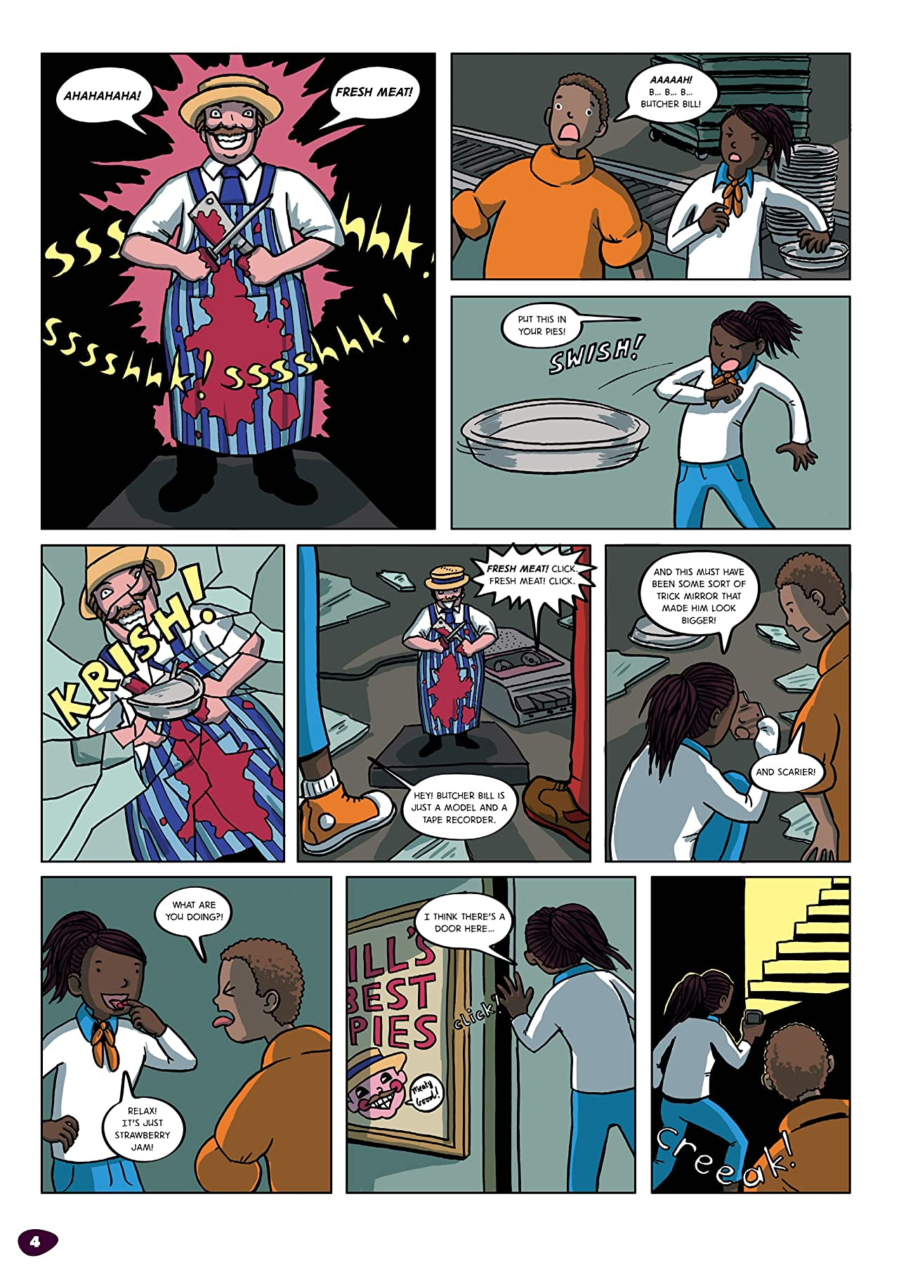 The Phoenix #152: The Weekly Story Comic