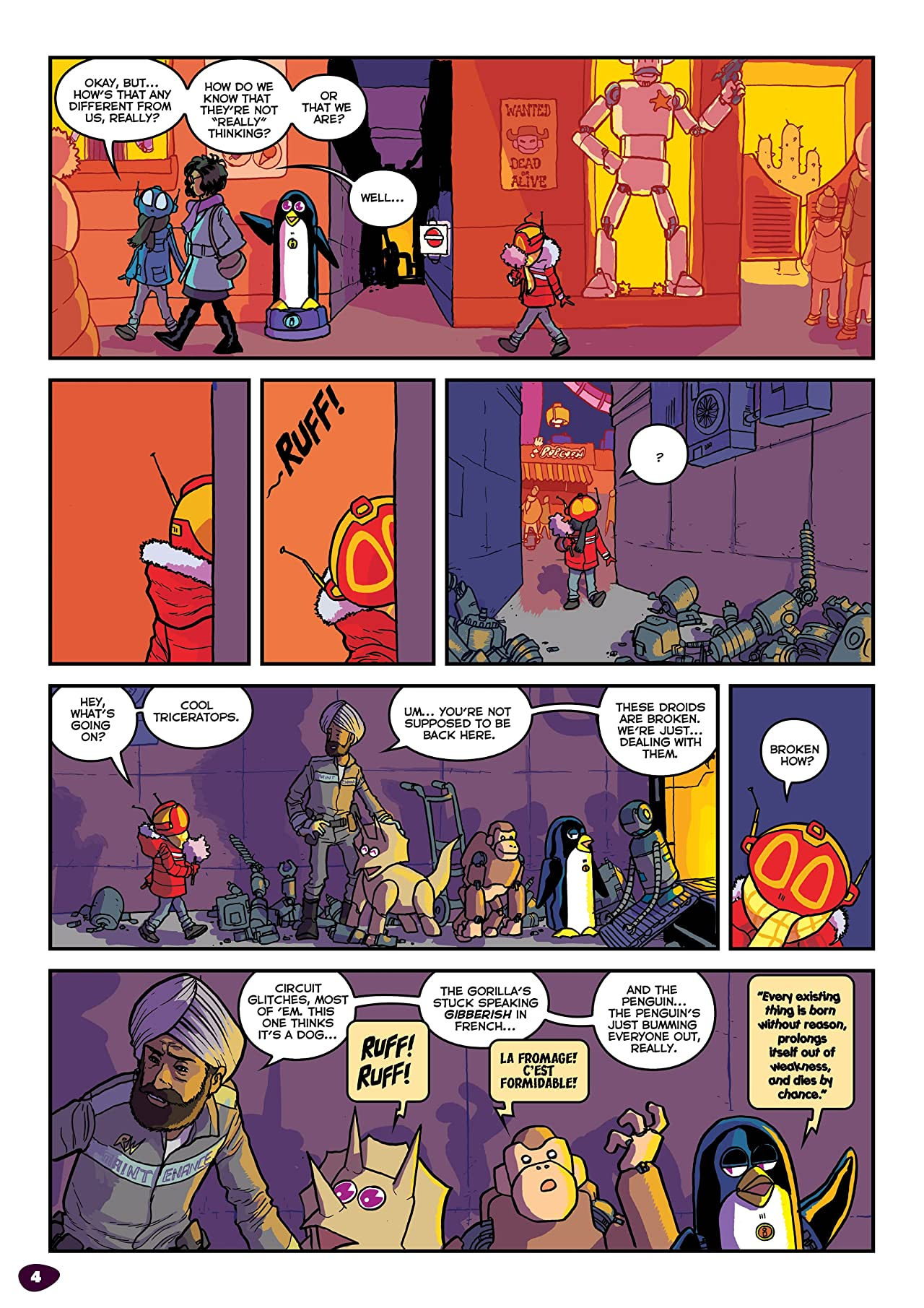 The Phoenix #153: The Weekly Story Comic