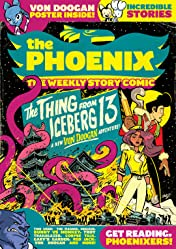 The Phoenix #156: The Weekly Story Comic