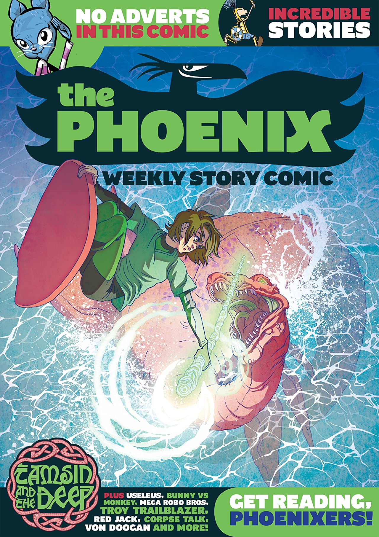 The Phoenix #157: The Weekly Story Comic
