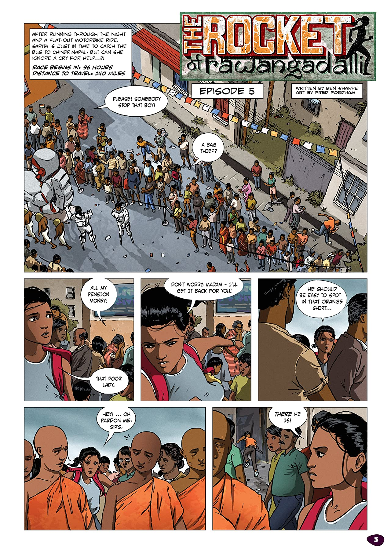 The Phoenix #162: The Weekly Story Comic