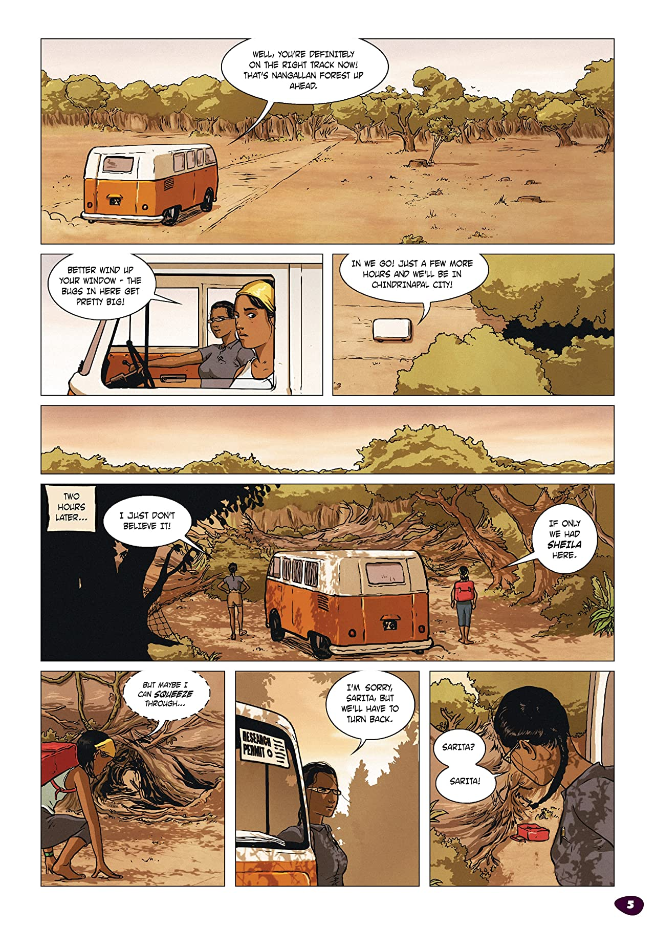 The Phoenix #168: The Weekly Story Comic