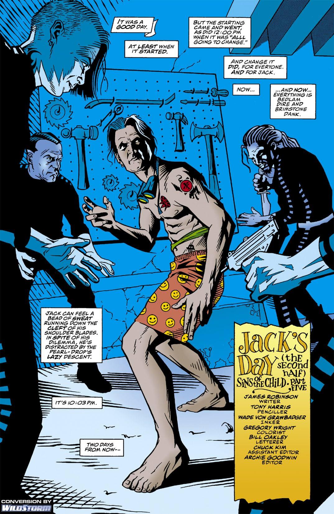 Starman (1994-2001) #16