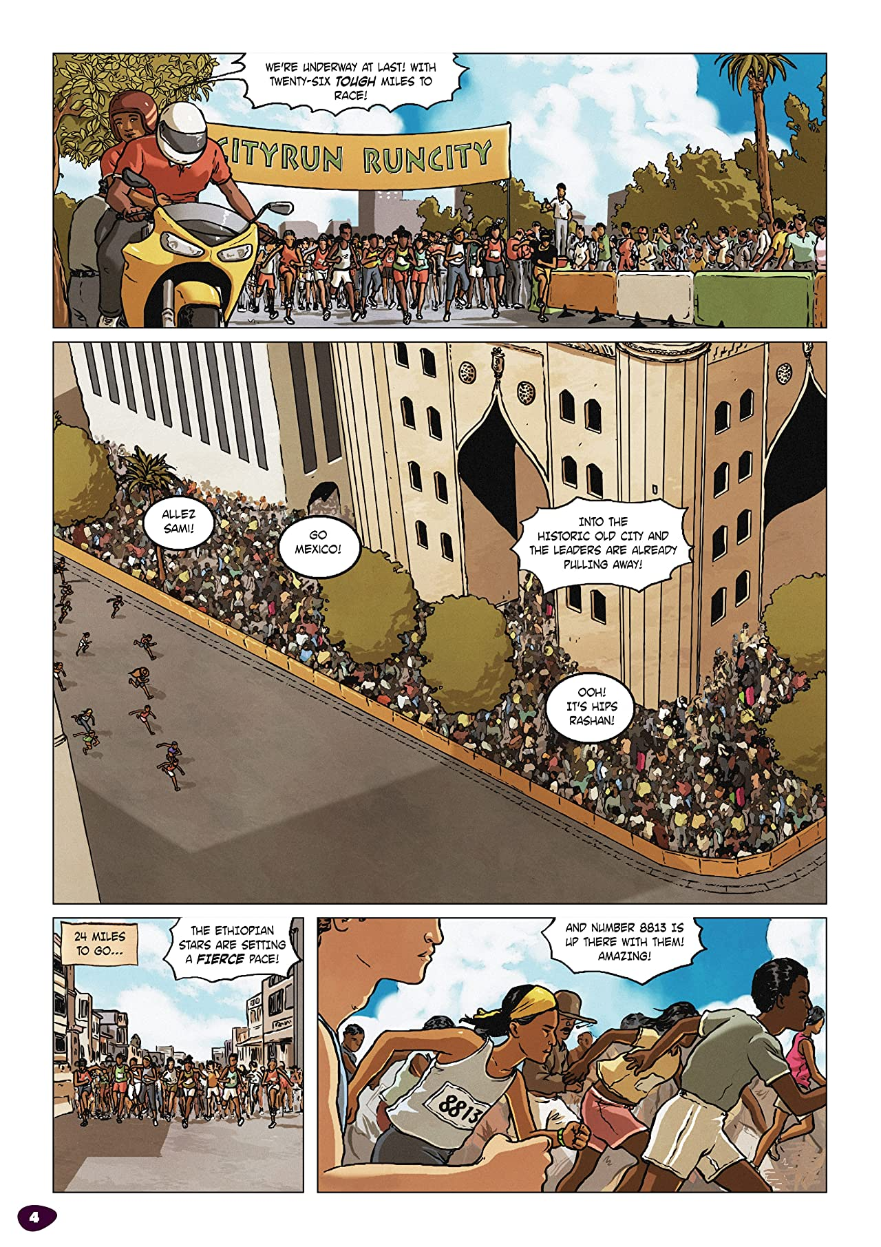 The Phoenix #175: The Weekly Story Comic