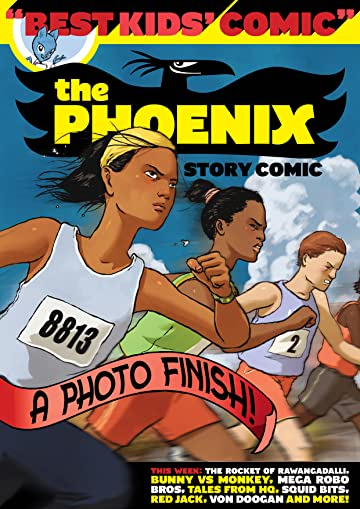 The Phoenix #178: The Weekly Story Comic