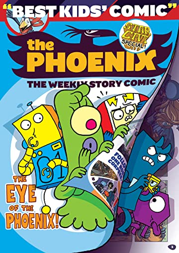 The Phoenix #180: The Weekly Story Comic