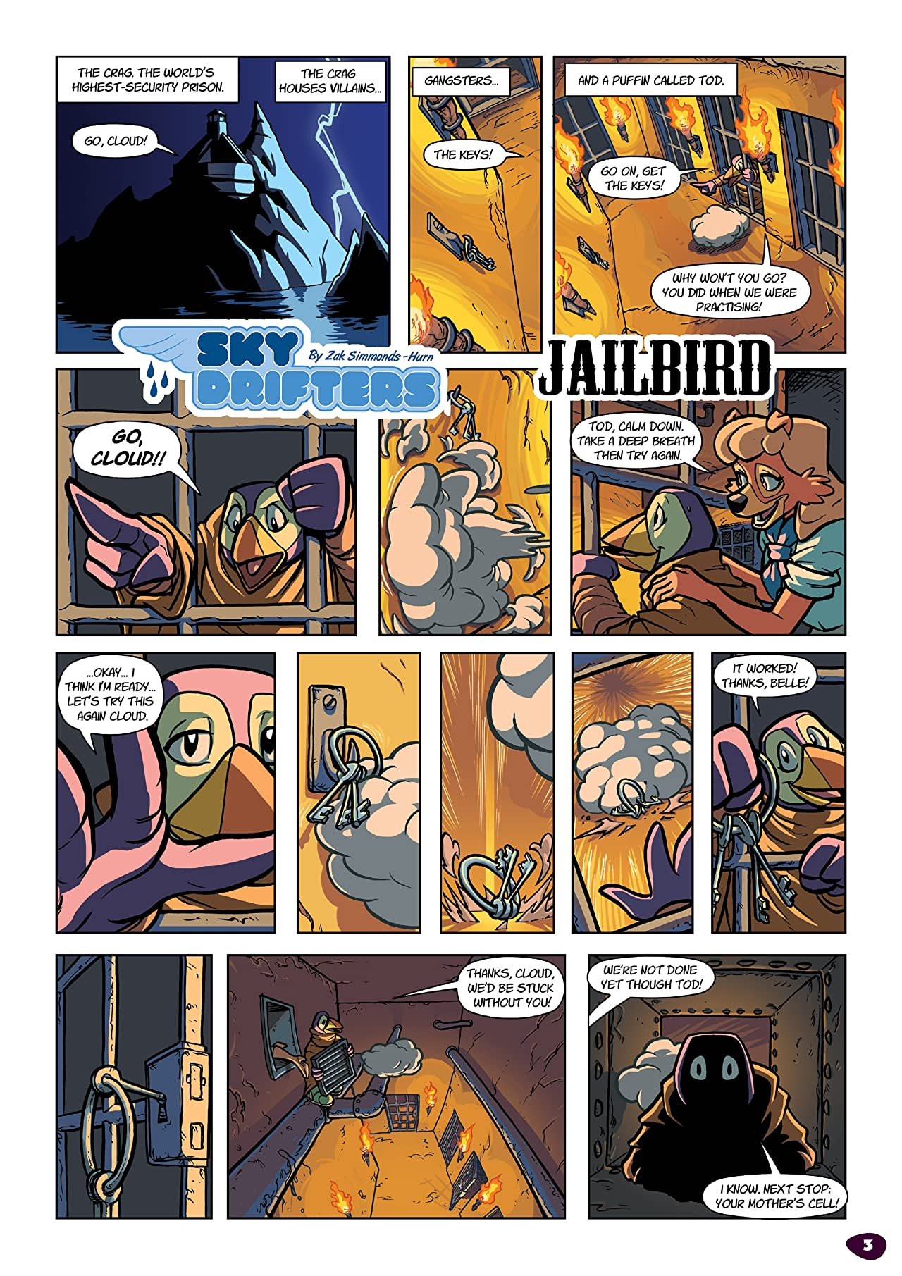 The Phoenix #181: The Weekly Story Comic