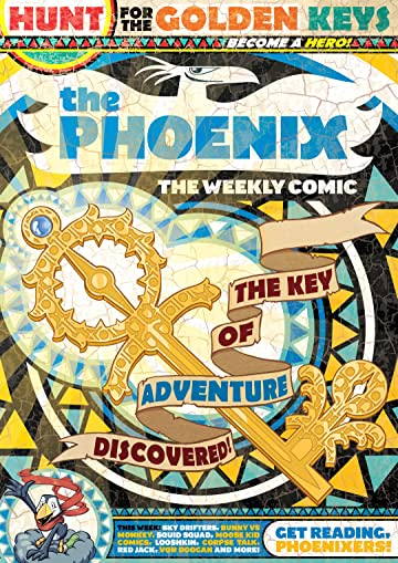 The Phoenix #184: The Weekly Story Comic