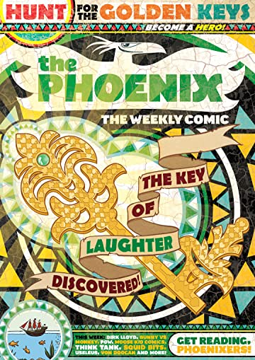 The Phoenix #186: The Weekly Story Comic