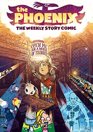The Phoenix #201: The Weekly Story Comic