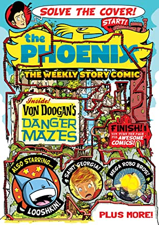 The Phoenix #202: The Weekly Story Comic