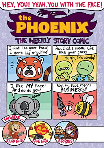 The Phoenix #203: The Weekly Story Comic