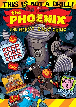 The Phoenix #205: The Weekly Story Comic