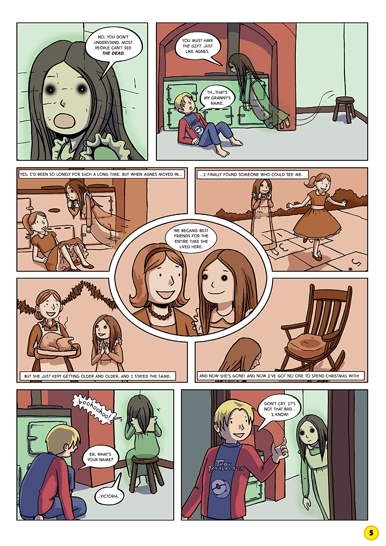 The Phoenix #206: The Weekly Story Comic