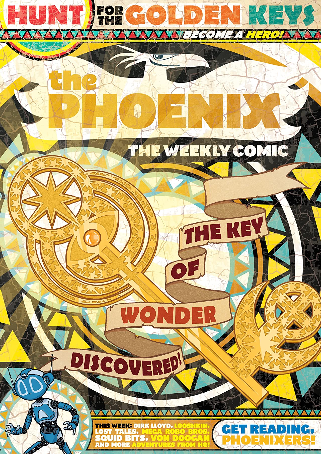 The Phoenix #195: The Weekly Story Comic