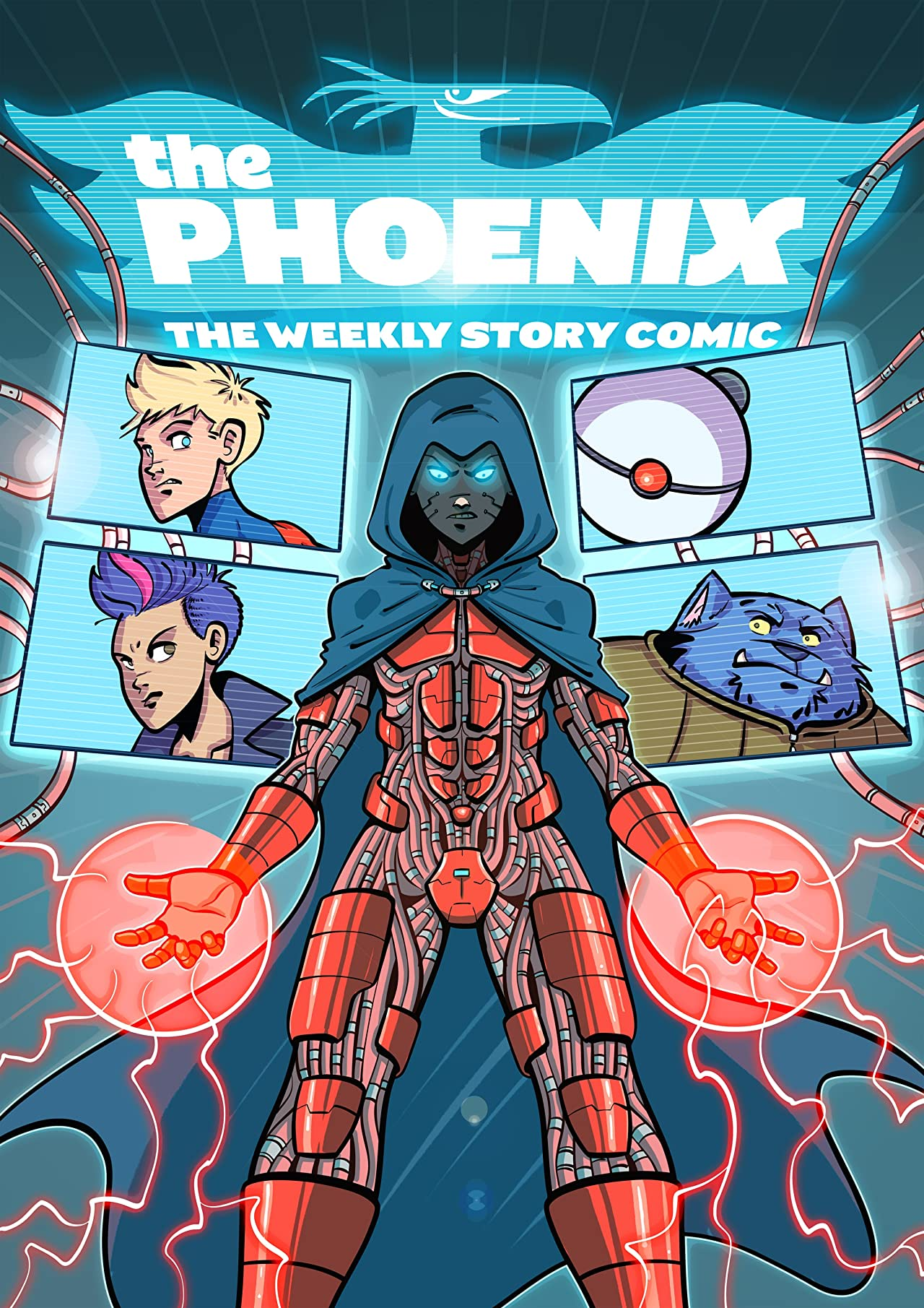 The Phoenix #196: The Weekly Story Comic