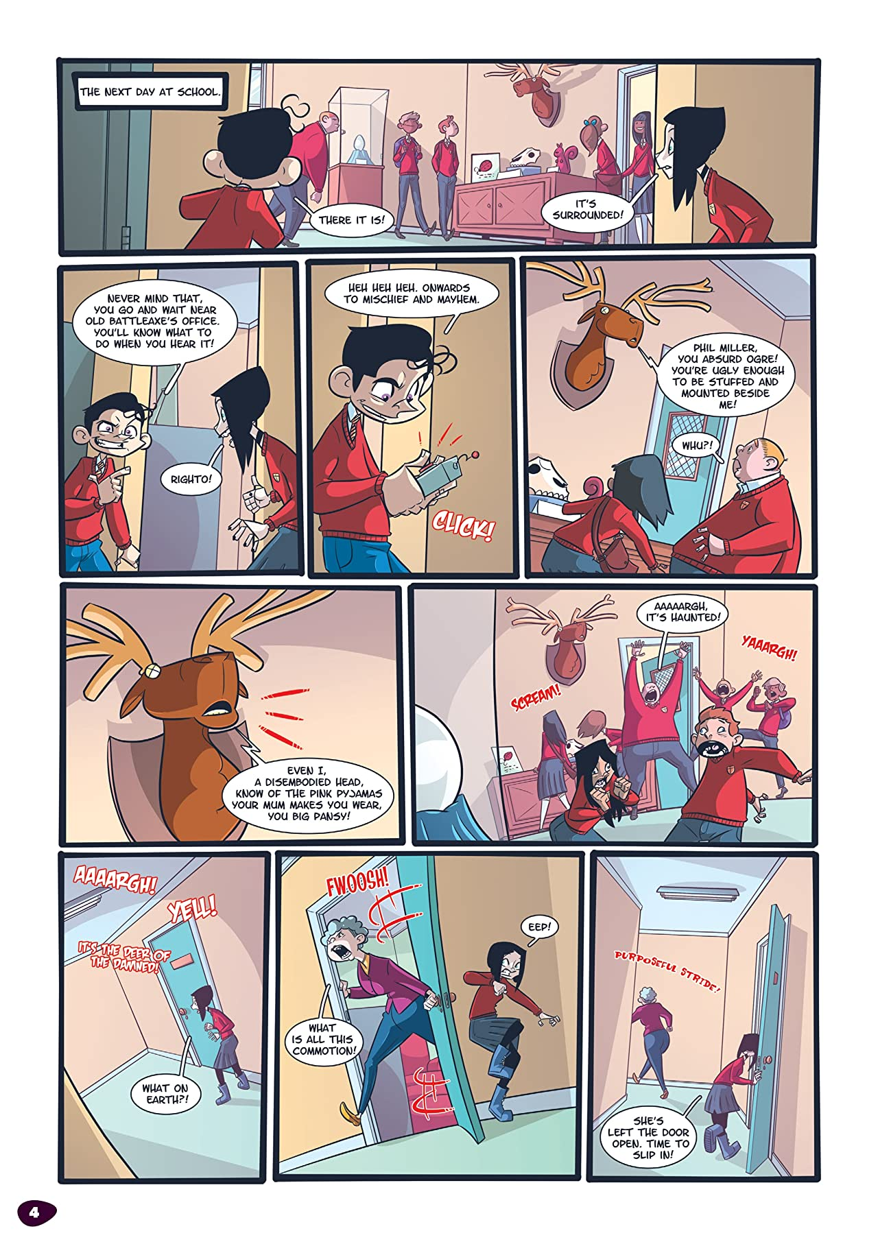 The Phoenix #197: The Weekly Story Comic