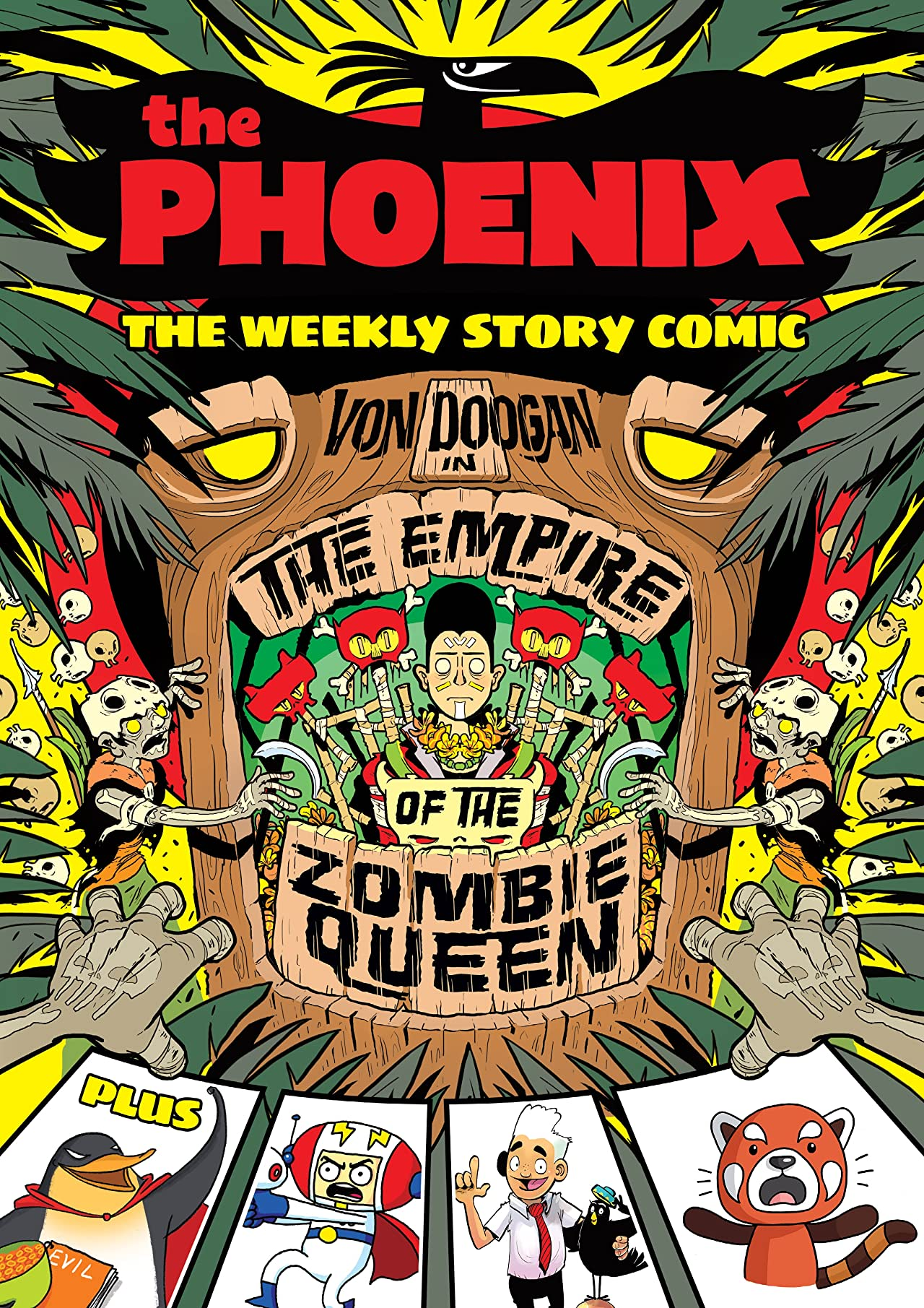 The Phoenix #212: The Weekly Story Comic