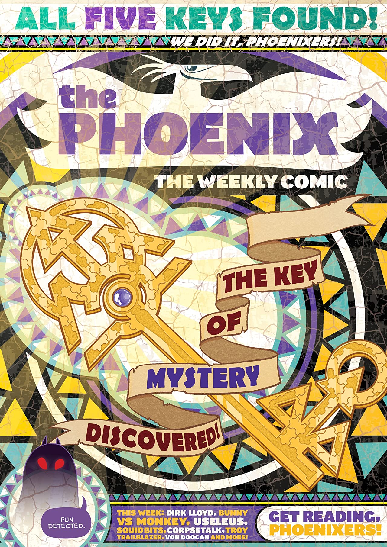 The Phoenix #198: The Weekly Story Comic