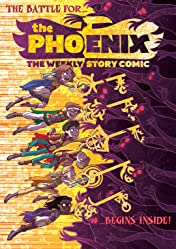 The Phoenix #199: The Weekly Story Comic