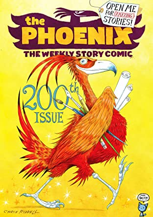 The Phoenix #200: The Weekly Story Comic