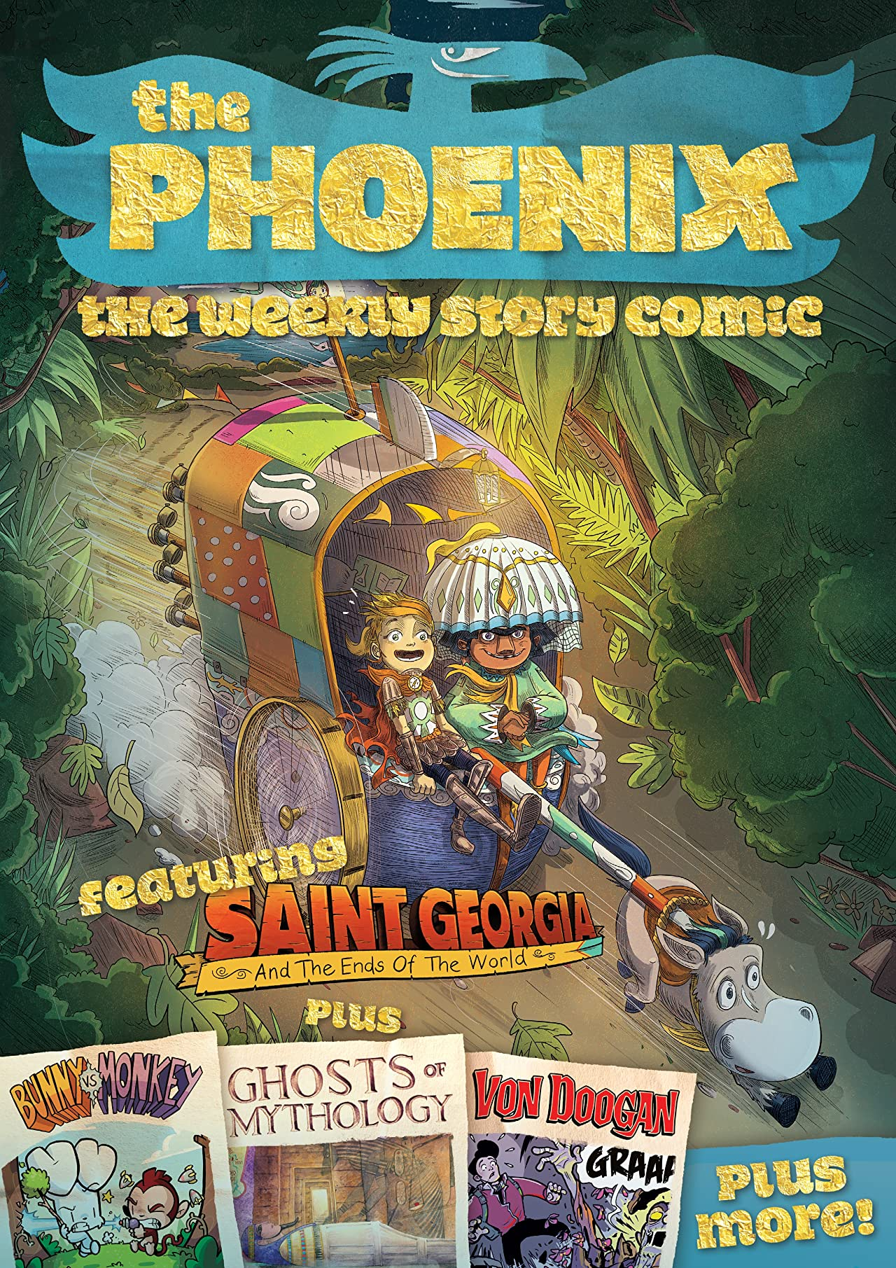 The Phoenix #216: The Weekly Story Comic