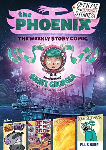 The Phoenix #219: The Weekly Story Comic