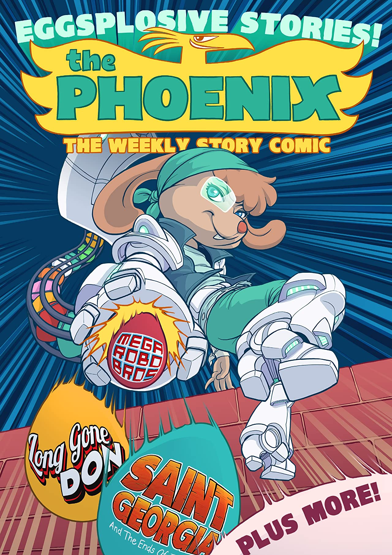 The Phoenix #221: The Weekly Story Comic