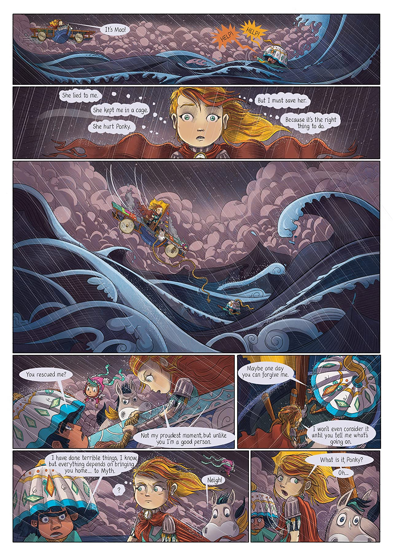 The Phoenix #222: The Weekly Story Comic