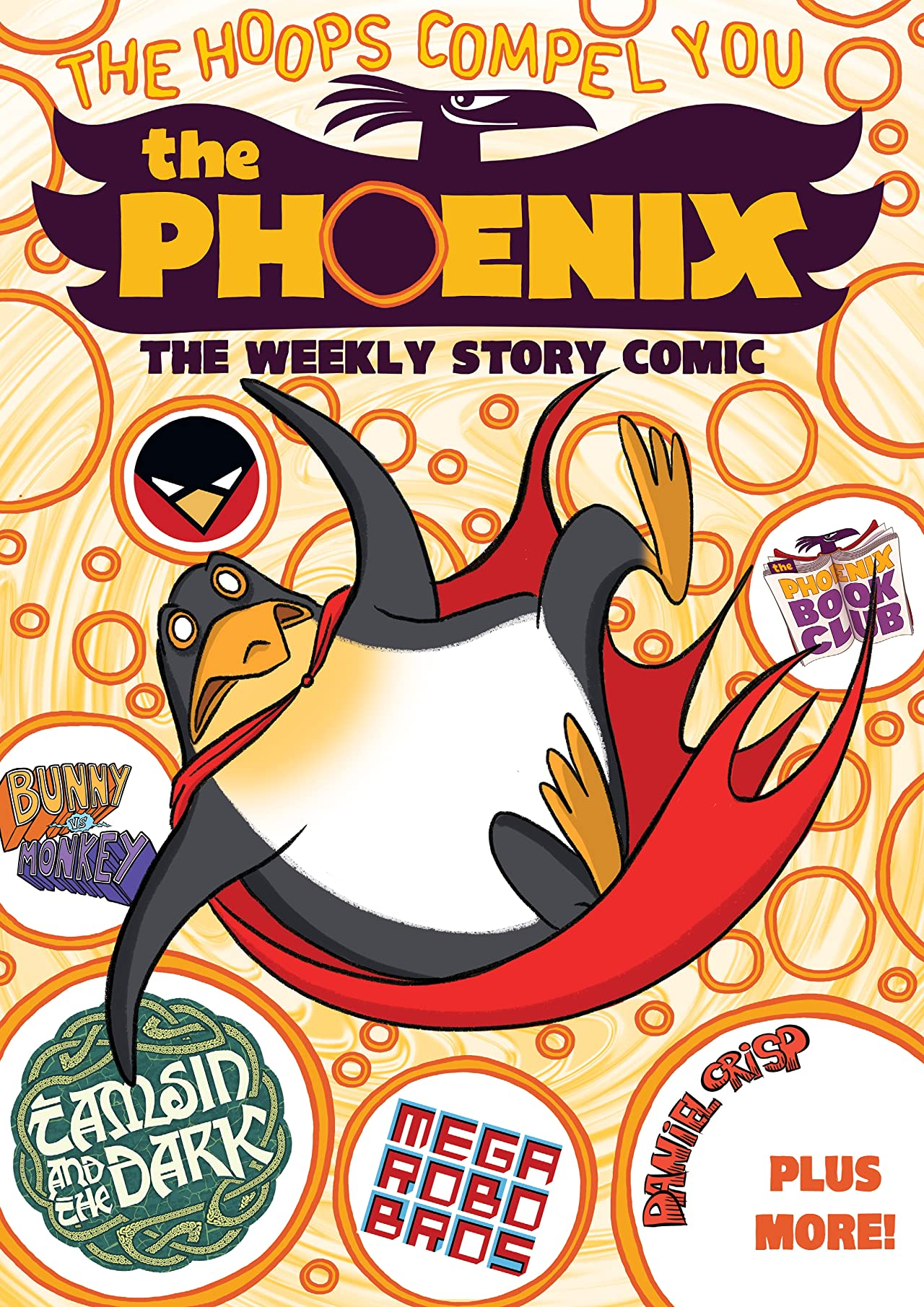 The Phoenix #226: The Weekly Story Comic
