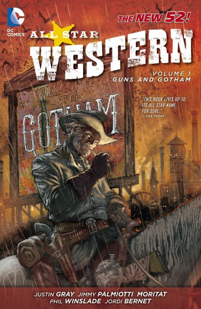 All Star Western (2011-2014) Tome 1: Guns and Gotham