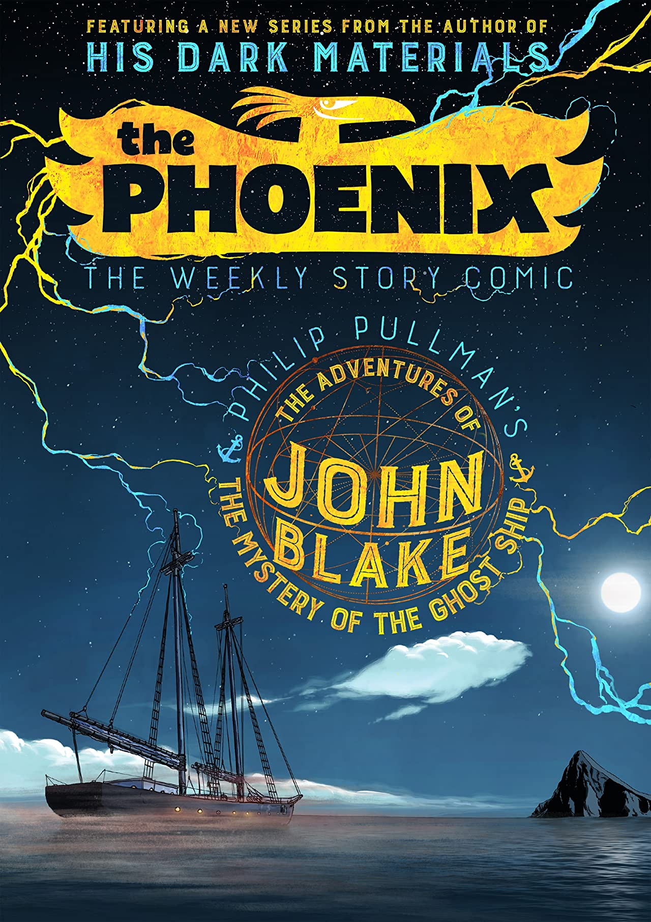 The Phoenix #233: The Weekly Story Comic