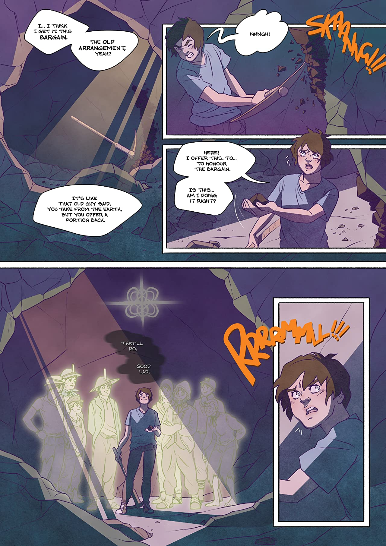 The Phoenix #241: The Weekly Story Comic