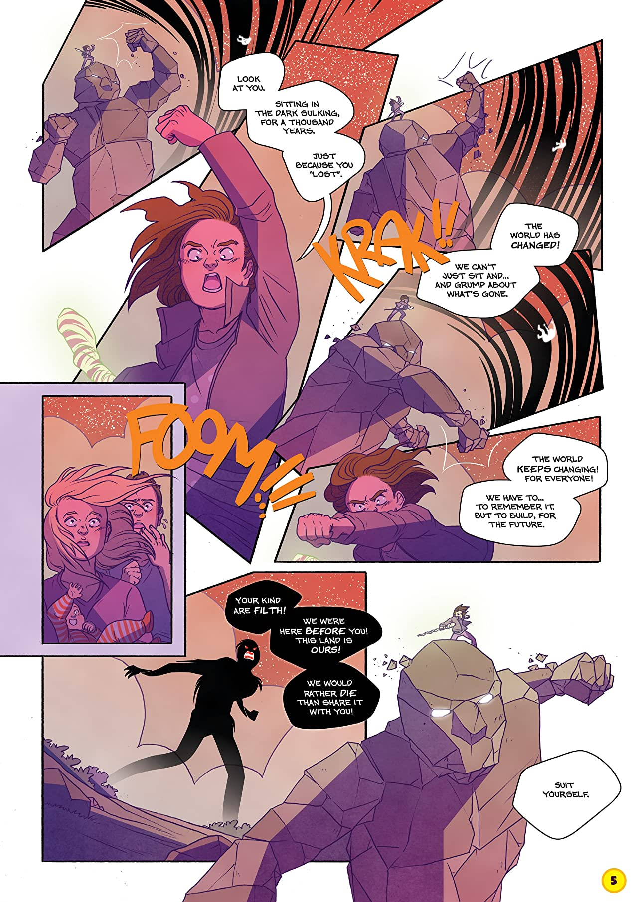 The Phoenix #242: The Weekly Story Comic