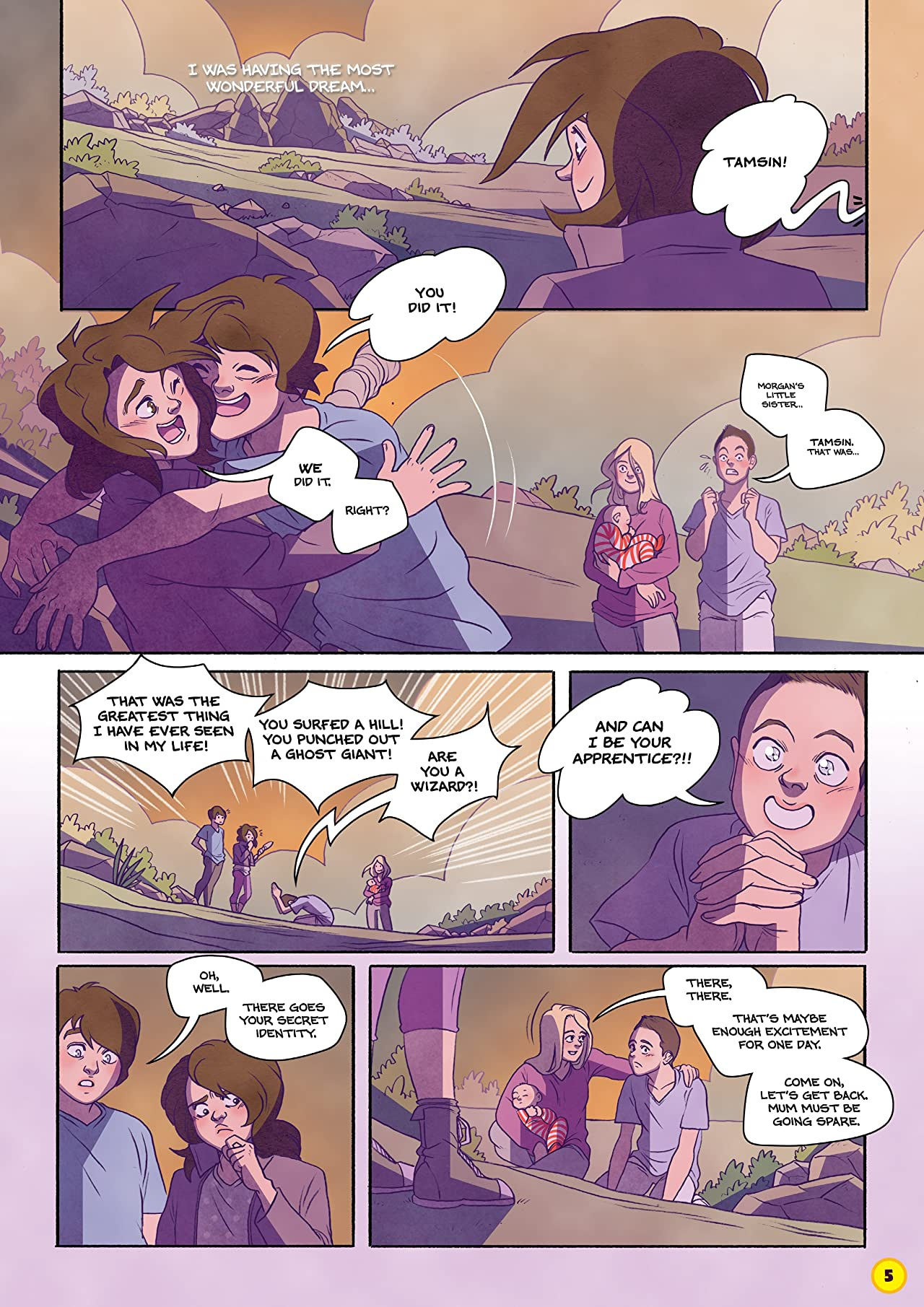 The Phoenix #243: The Weekly Story Comic
