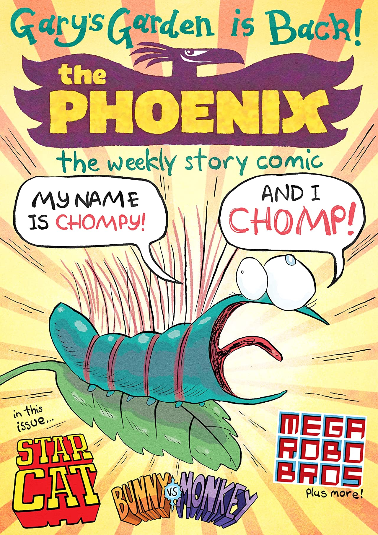 The Phoenix #245: The Weekly Story Comic