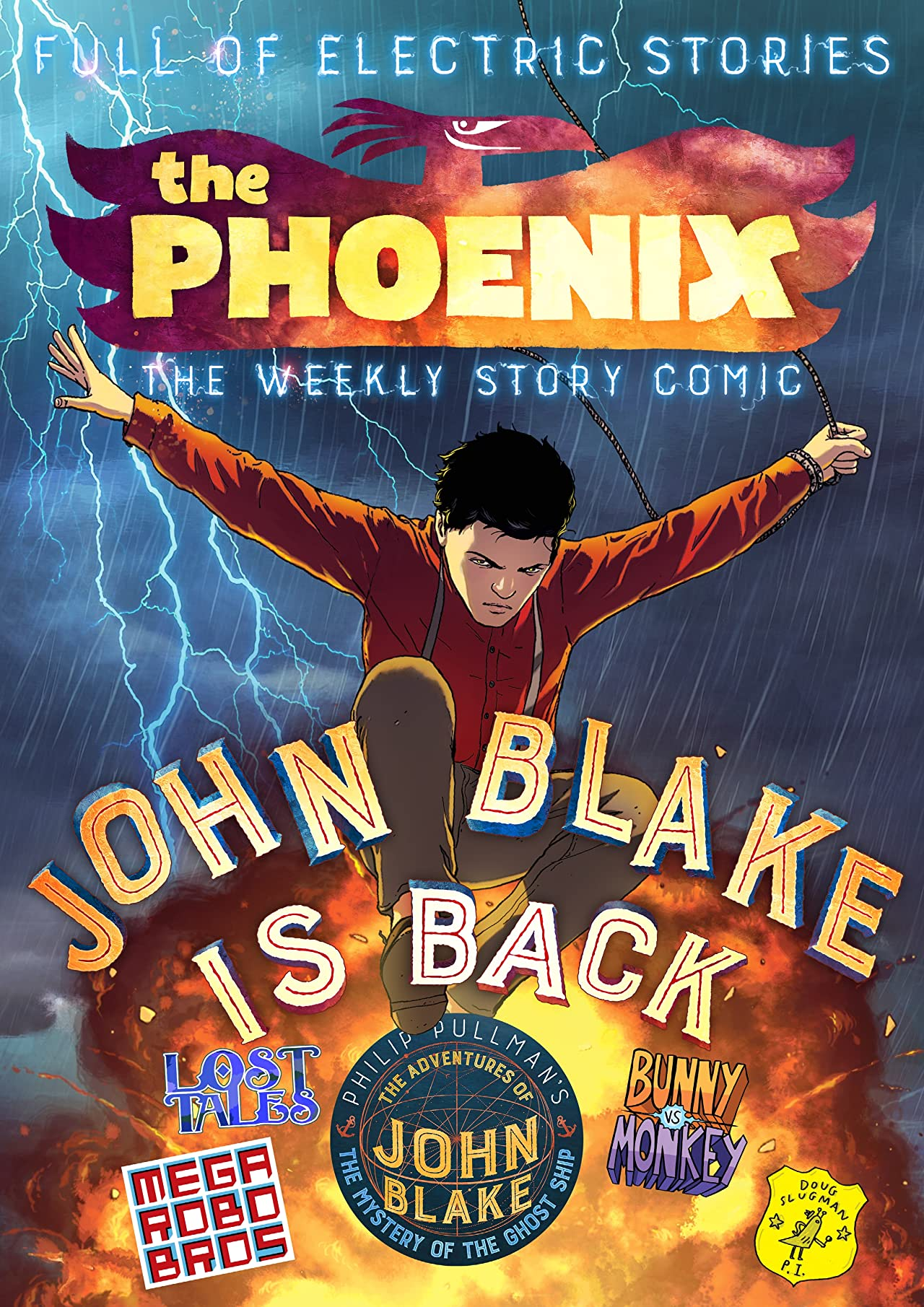 The Phoenix #248: The Weekly Story Comic