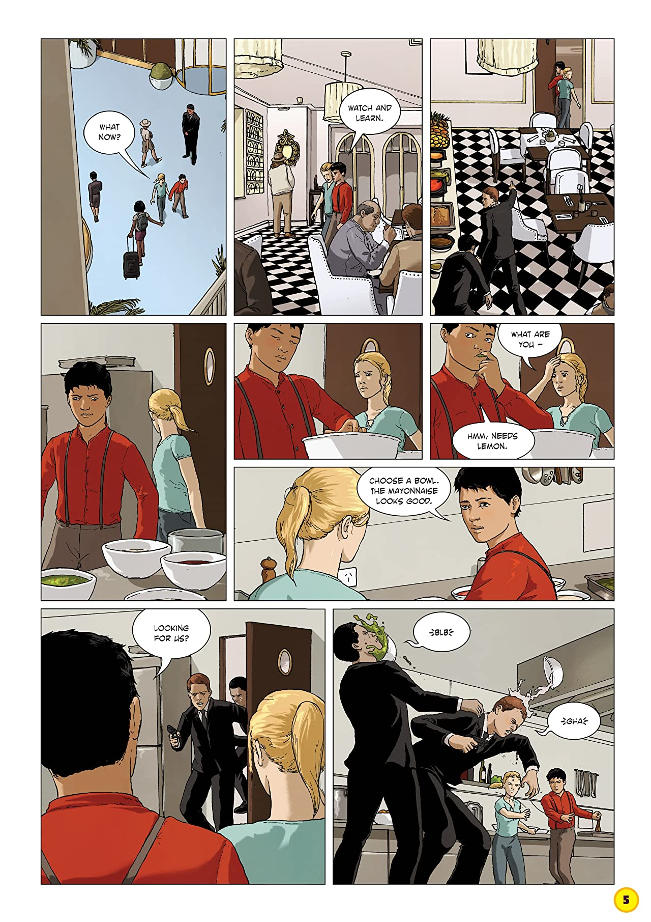 The Phoenix #251: The Weekly Story Comic