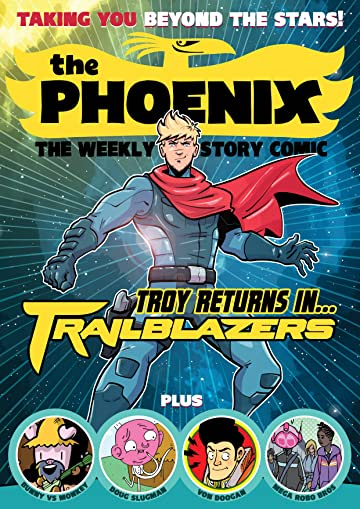 The Phoenix #253: The Weekly Story Comic