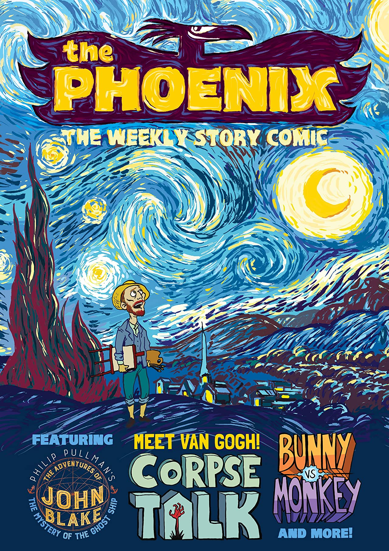 The Phoenix #254: The Weekly Story Comic