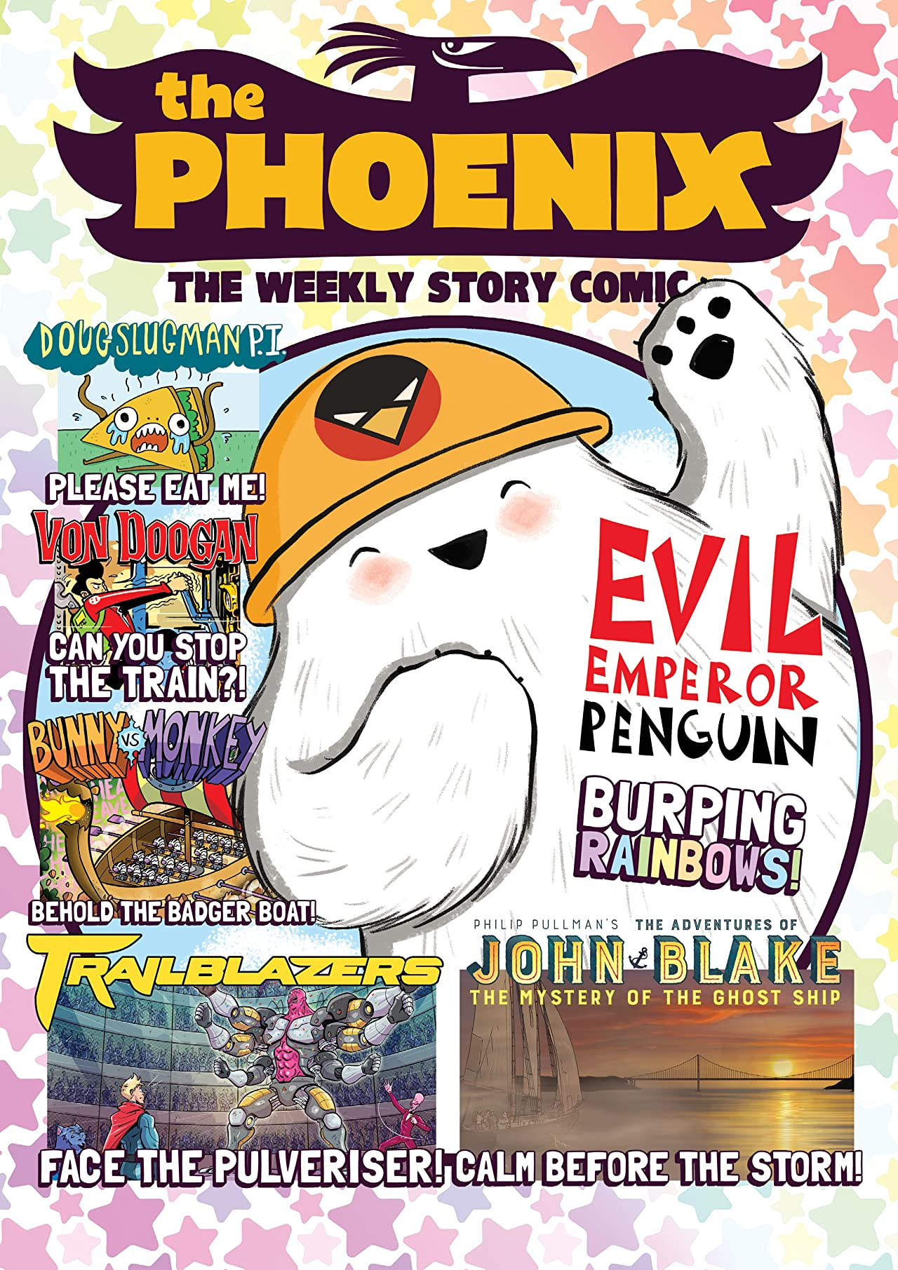 The Phoenix #256: The Weekly Story Comic