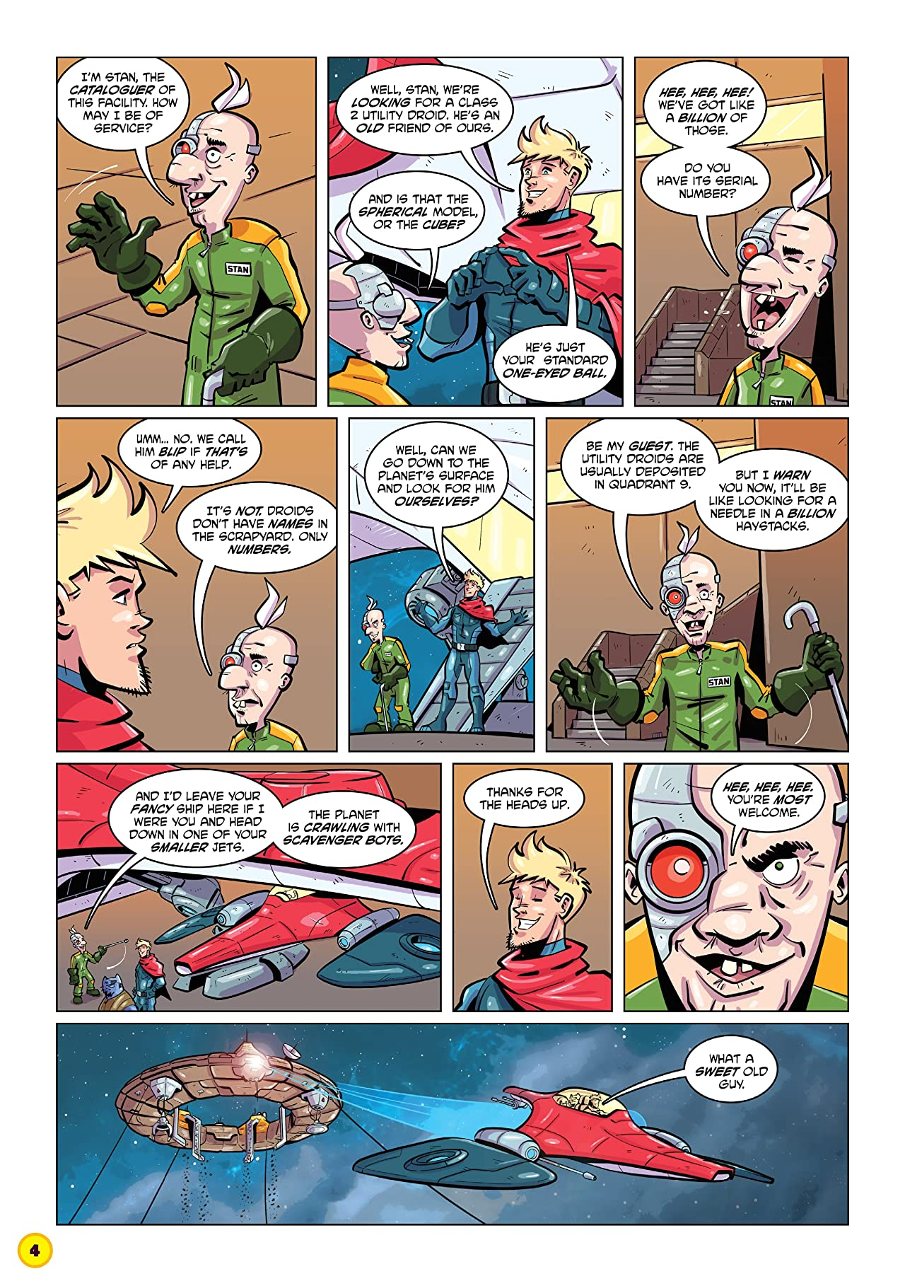 The Phoenix #258: The Weekly Story Comic