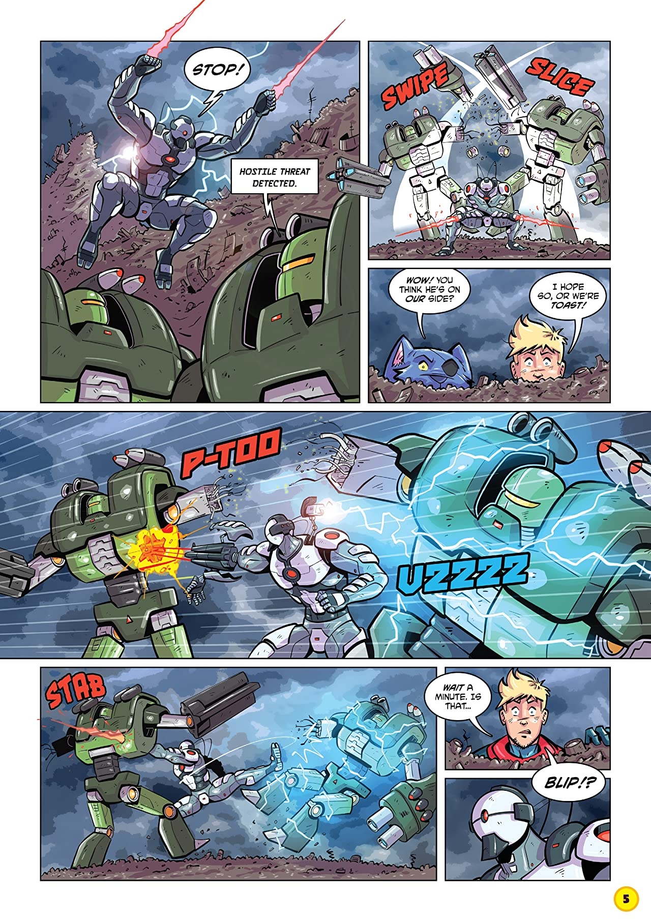 The Phoenix #259: The Weekly Story Comic