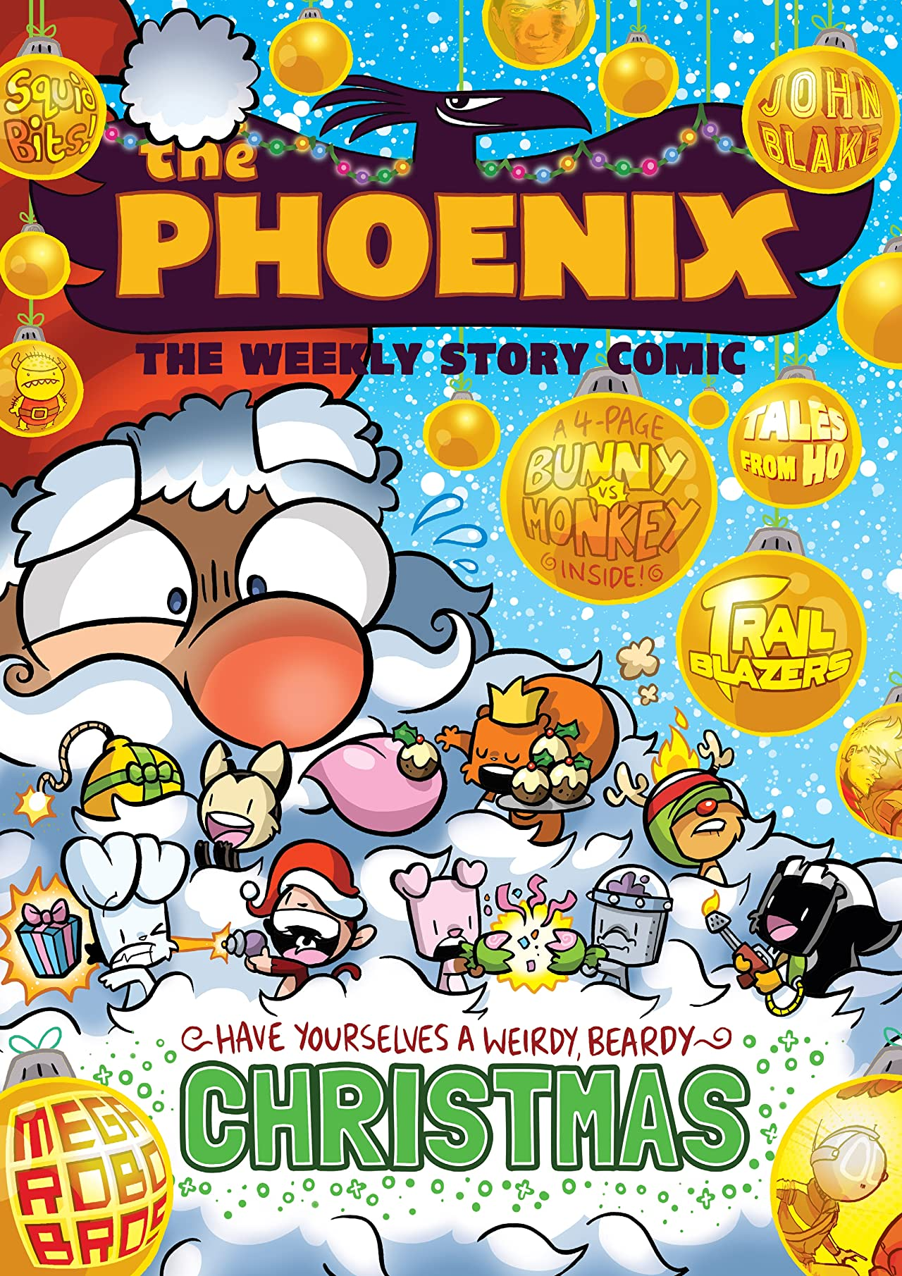 The Phoenix #260: The Weekly Story Comic
